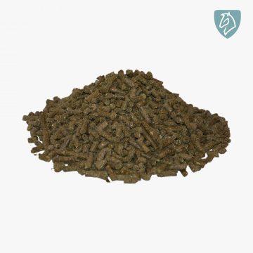Nordic Bodyfix er et pelleteret krybbefoder 100% fri for korn og melasse, samt lav på sukker og stivelse. Velegnet til heste i hård træning. Nordic Bodyfix er drøj i brug, samt velegnet til udfodring i foderautomater.