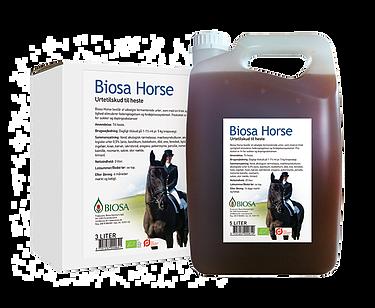 Biosa Horse Fermenteret Urteekstrakt